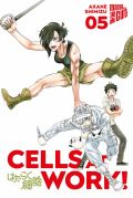 Manga: Cells at Work  5