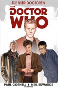 Heft: Doctor Who - Die vier Doctoren