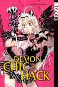 Manga: Demon Chic x Hack   1 [I love Shojo]