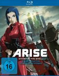 DVD: Ghost in the Shell - Arise