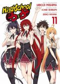 Manga: Highschool DxD 11