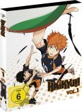 DVD: Haikyu!! 1 [Blu-Ray]
