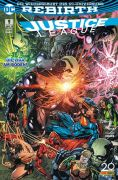 Heft: Justice League  9 [ab 2017]