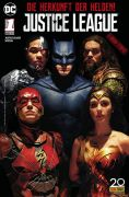 Heft: Justice League  Movie Special