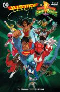 Heft: Justice League/Power Rangers