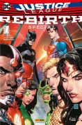 Heft: Justice League Rebirth Special  1