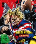 DVD: My Hero Academia - Staffel 3  3
