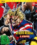 DVD: My Hero Academia - Staffel 3  3 [Blu-Ray]