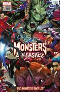 Heft: Monsters Unleashed - Die Monster sind los  1