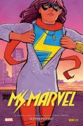 Heft: Ms. Marvel  1