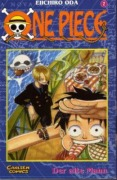 Manga: One Piece  7