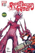 Heft: Rocket Raccoon & Groot  1