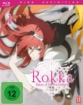 DVD: Rokka - Braves of the Six Flowers  1 [Blu-Ray]