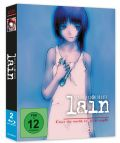 DVD: Serial Experiments Lain Gesamtausgabe [Collector's Edt.] [Blu-Ray]