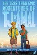 Manga: The less than epic adventures of TJ and Amal  1
