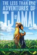 Manga: The less than epic adventures of TJ and Amal  2