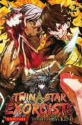 Manga: Twin Star Exorcists - Onmyoji  2