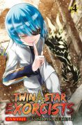 Manga: Twin Star Exorcists - Onmyoji  4