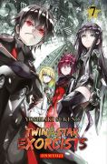 Manga: Twin Star Exorcists - Onmyoji  7