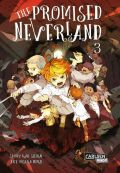 Manga: The Promised Neverland  3