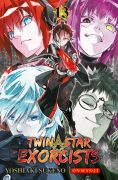 Manga: Twin Star Exorcists - Onmyoji 13