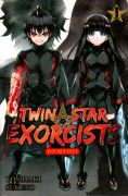 Manga: Twin Star Exorcists - Onmyoji  1