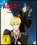 DVD: ACCA - 13 Inspection Dept.  1 [Blu-Ray]