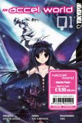 Manga: Accel World [Starter Pack]