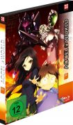 DVD: Accel World  4 [Blu-Ray]