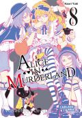 Manga: Alice in Murderland  8