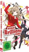 DVD: Amagi Brilliant Park  1