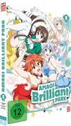 DVD: Amagi Brilliant Park  2