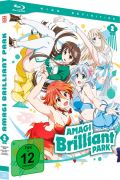 DVD: Amagi Brilliant Park  2 [Blu-Ray]
