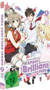 DVD: Amagi Brilliant Park  3