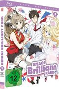 DVD: Amagi Brilliant Park  3 [Blu-Ray]