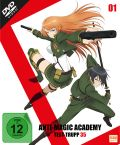 DVD: Anti-Magic Academy Test-Trupp 35  1
