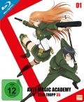 DVD: Anti-Magic Academy - Test-Trupp 35  1 [Blu-Ray]