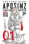 Manga: Aposimz  1 [Full Color Master Edt.]
