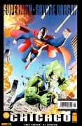 Superman / Savage Dragon