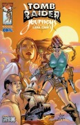 Tomb Raider: Journeys  1 (Variant Cover-Edition) - Zustand 1-2