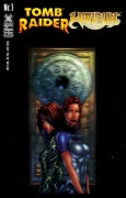 Gamix  1 Tomb Raider/Witchblade (Cover-Version A) - Zustand 1-2