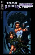 Gamix  1 Tomb Raider/Witchblade (Cover-Version B) - Zustand 1-2