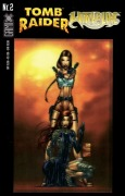 Gamix  2 Tomb Raider/Witchblade (Cover-Version B) - Zustand 1-2