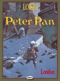 Peter Pan Nr. 1 (London) [1. Auflage] - Zustand 1-2