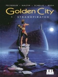 Golden City [Tilsner] - Titel HC (Strandpiraten) - Zustand 1