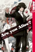 Manga: Are you Alice? 12