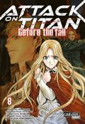 Manga: Attack on Titan - Before the Fall  8