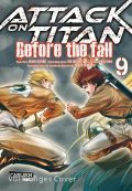 Manga: Attack on Titan - Before the Fall  9