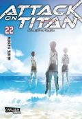 Manga: Attack on Titan 22