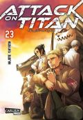 Manga: Attack on Titan 23